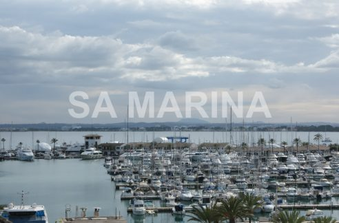 Piso Puerto de Alcudia - Inmobiliaria Sa Marina