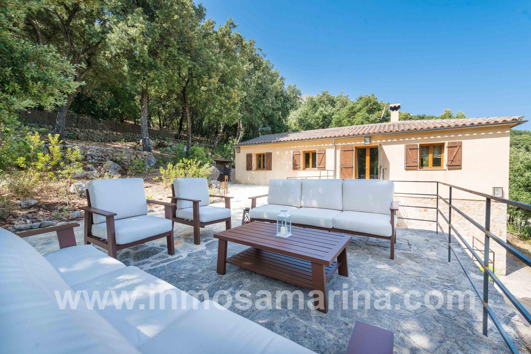 Villa Tramuntana, Lluc, Escorca, Alquiler Vacacional