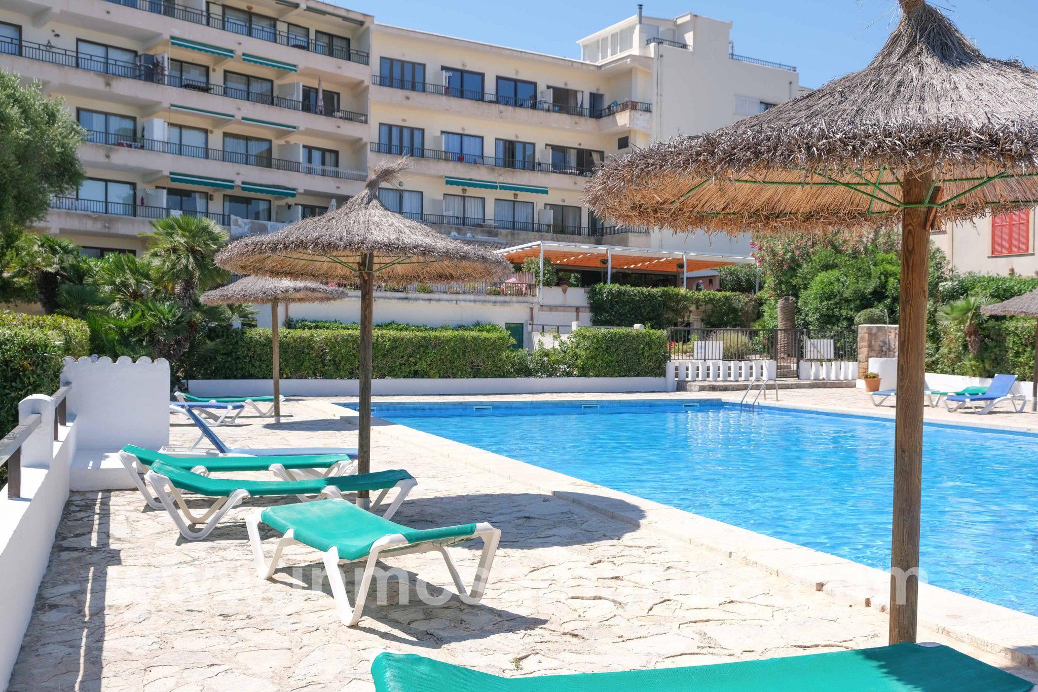 Apartamento con piscina y pista de tenis, Betlem, Venta
