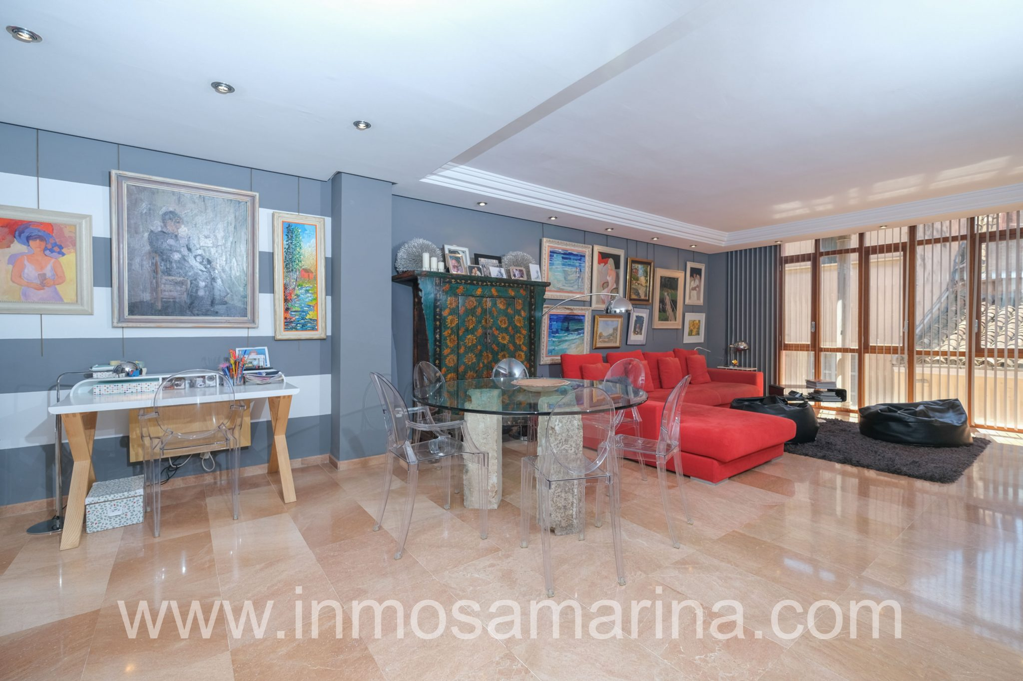 Moderno piso en el casco antiguo de Manacor