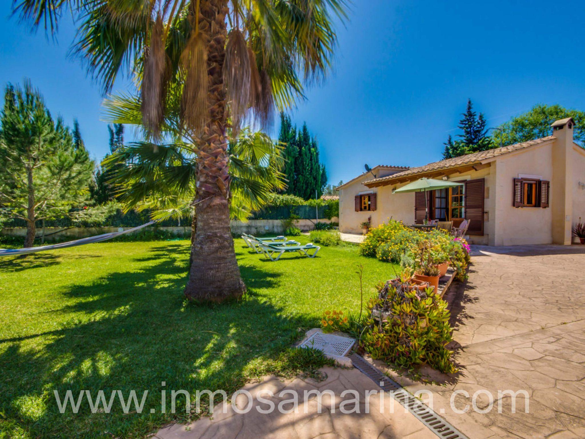 Villa en Pollensa con piscina, Alquiler