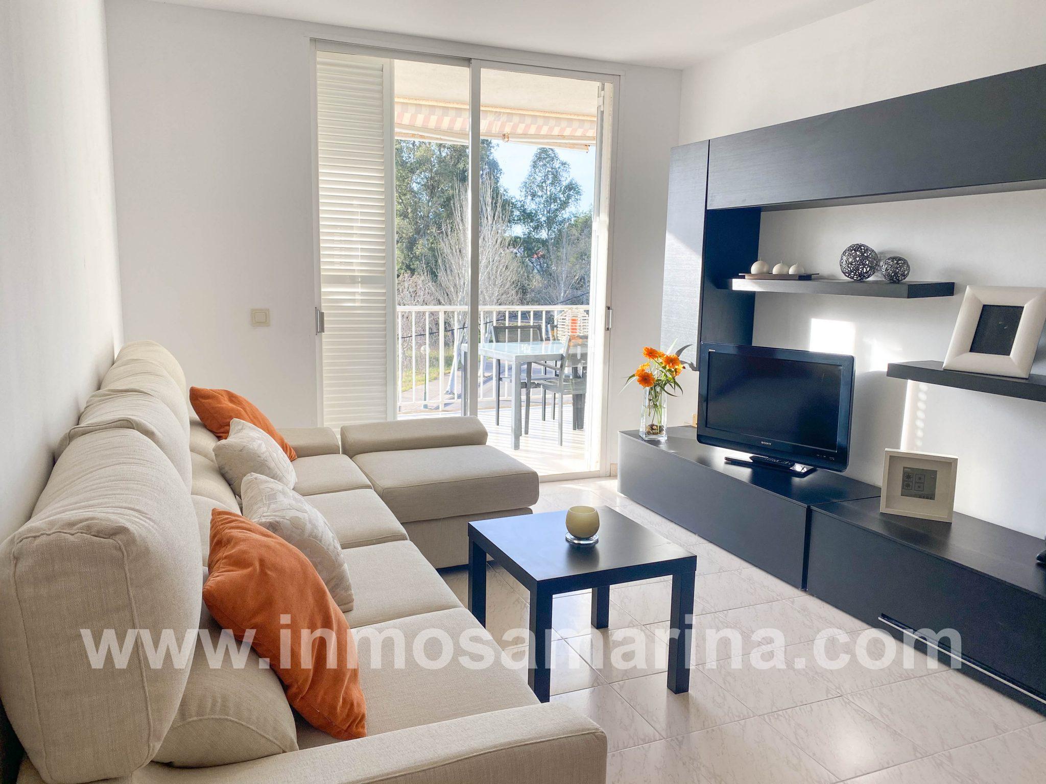 Apartamento 2 habitaciones, Puerto Alcudia, Alquiler