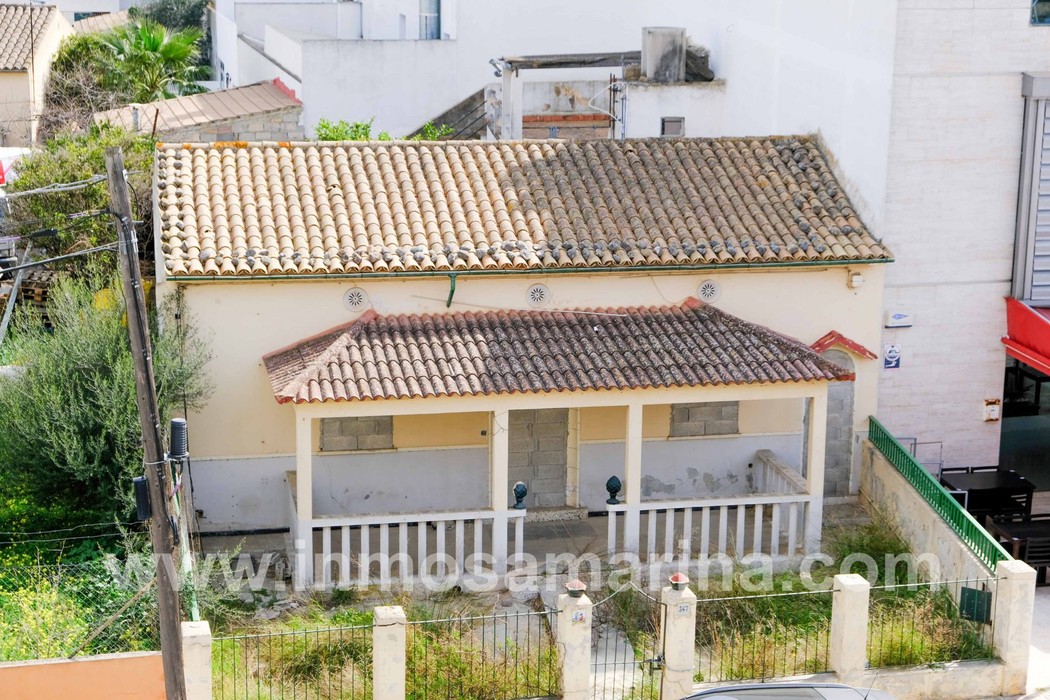 Casa a reformar, Inca