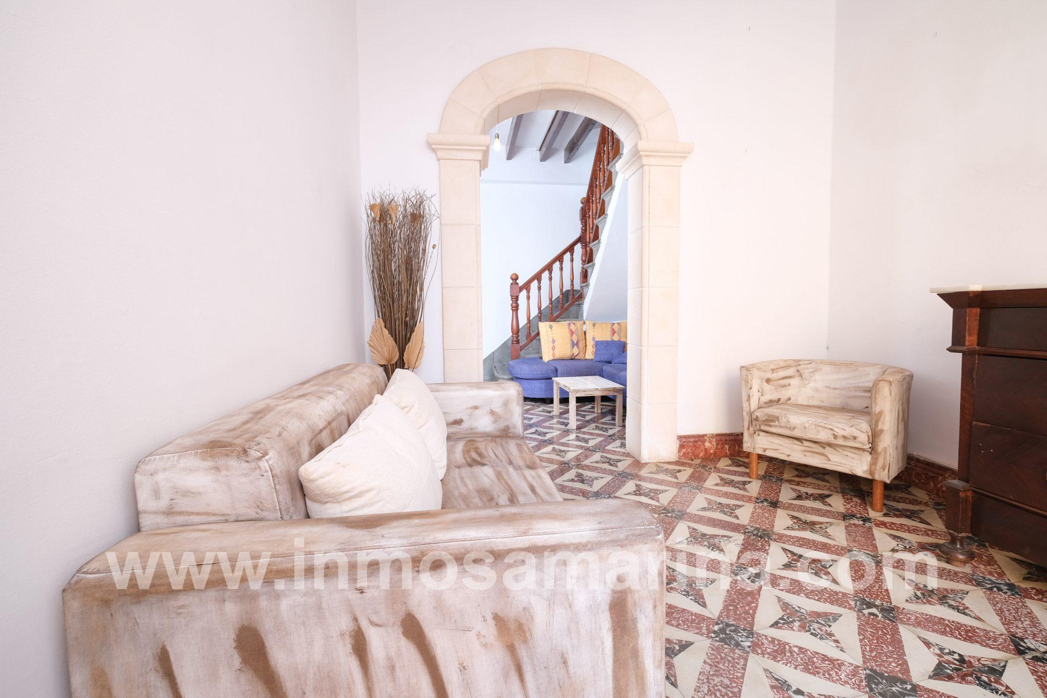 Acogedora casa de pueblo, Alcudia, Venta