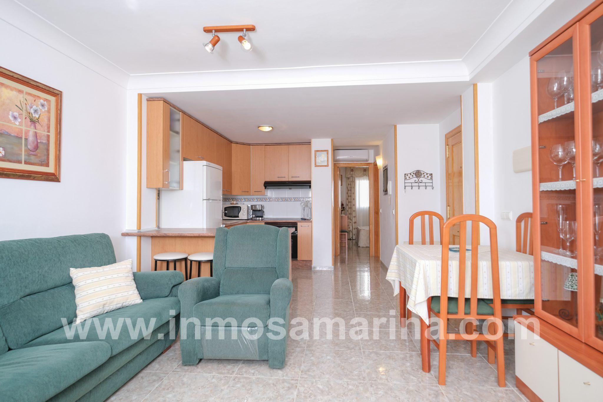 Impecable Apartamento en Zona Tranquila, Pto Alcudia, Venta